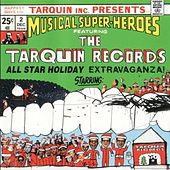 cover of Tarquin Holiday CD